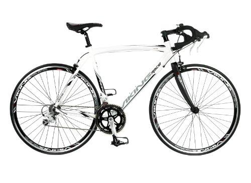 viking-elite-18-speed-700c-wheel-bike-white