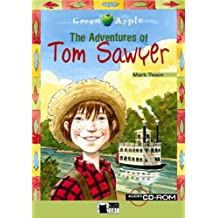 The Adventures of Tom Sawyer - Buch mit Audio-CD-ROM