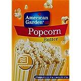 American Garden Butter Popcorn, 273g