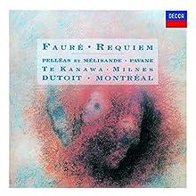 Faure: Requiem. Pelleas Et Melisande, Pavane (SHM-CD)