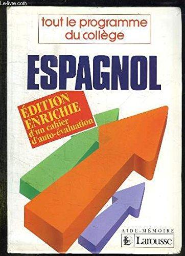 Espagnol / tout le programme du college