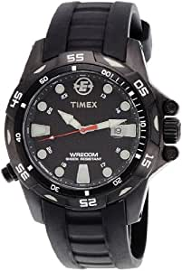 Timex Expedition Analog Black Dial Men's Watch - T49618