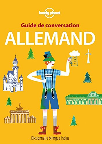 Guide de conversation allemand - 6ed