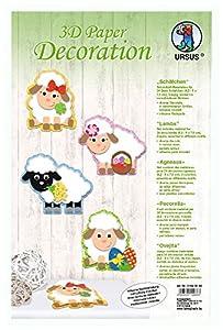 Ursus Decoración de Papel en 3D 21820099