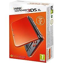 New Nintendo 3DS XL, Arancione/Nero [Importación Italiana]