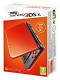 NINTENDO NEW CONSOLE 3DS XL ORANGE BLACK