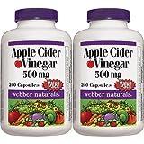 Webber Naturals® Apple Cider Vinegar Twin Pack