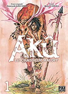 Akû, le chasseur maudit Edition simple Tome 1