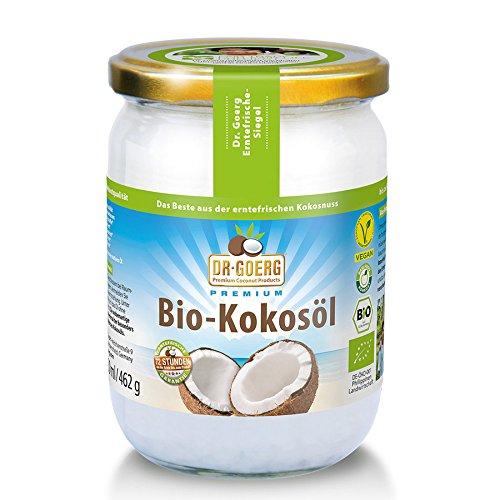 Dr. Goerg Premium Bio-Kokosöl 500 ml