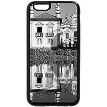 iPhone 6S Plus Case, iPhone 6 Plus Case (Black & White) - Casa de Mateus