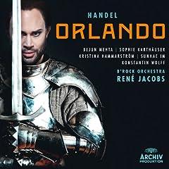 "Handel: Orlando, HWV 31 / Act 1 - 14. Aria ""Se fedel vuoi"""
