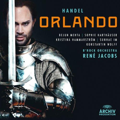 """Handel: Orlando, HWV 31 / Act 1 - 9. Aria """"Ho un certo rossore"""""""