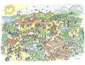 akena Granja Puzzle, fv830-16