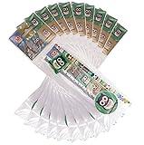 Classroom Capers 12 x Packungen Schreibset Design Eule / Kinder Schule Briefpapier Set. 4 tlg. Bleistift, Spitzer, Lineal, Radierer