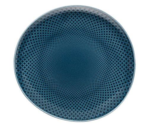 Rosenthal - Junto - Ocean Blue - Teller/Speiseteller/Essteller - Porzellan - flach Ø 22 cm Ocean Blue Teller