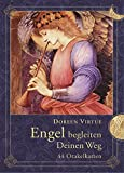 Engel begleiten deinen Weg - 44 Orakelkarten: 44 Orakelkarten mit Begleitbuch - Doreen Virtue