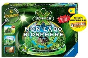 Ravensburger - 18881 - Jeu Éducatif et Scientifique - Maxi Science X - Mon Labo Biosphère