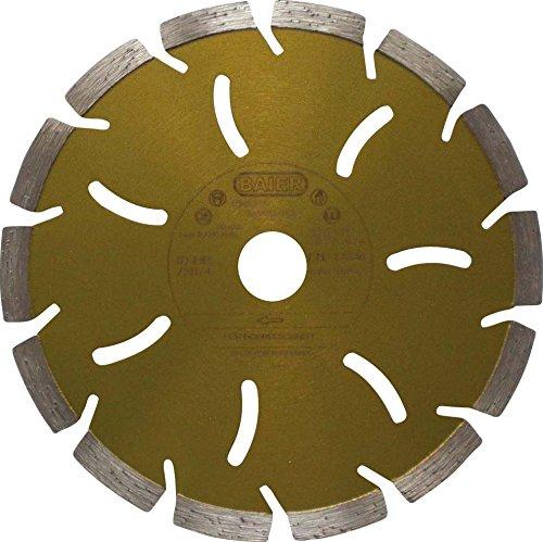 BAIER MASCHINENFABRI - DIAMOND DISCO DE 150 MM DE 10 MM DE PRIMERA CALIDAD LASER TURBO