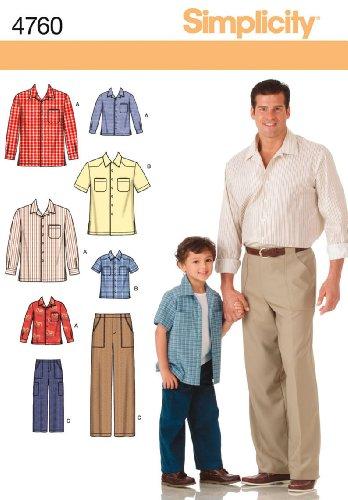 simplicity-4760-a-patrones-de-costura-para-camisas-y-pantalones-de-nino-y-hombre