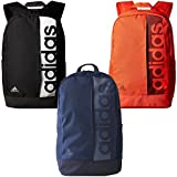 adidas Linear Performance Team Bag-Collegiate Bright Royal/White, Small