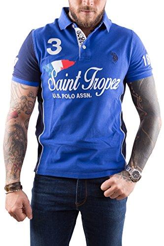 uspolo-assn-polo-manches-courtes-homme-bleu-bleu-royal-xx-large