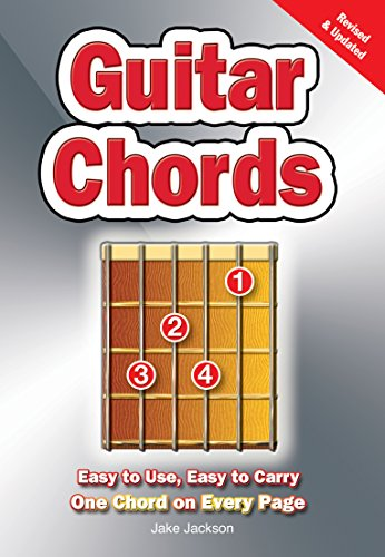 Guitar Chords (eBook): Easy-to-Use, Easy-to-Carry, One Chord on ...