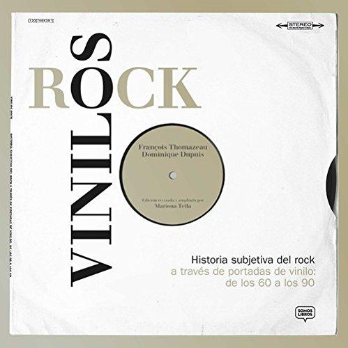 Vinilos Rock por François Thomazeau
