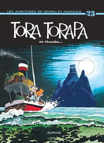 Les Aventures de Spirou et Fantasio, Tome 23 : Tora Torapa : Opé l'été BD 2019
