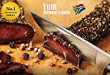 250g Biltong Chilli Piri-Piri, Real South African Style Biltong, EU's BEST Seller
