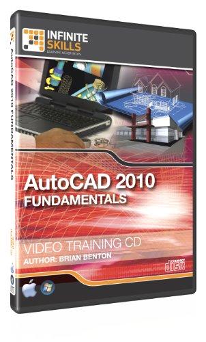 Infinite Skills AutoCAD 2010 Fundamentals Tutorial - Video Training DVD-ROM Test