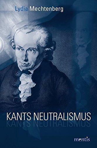 Kants Neutralismus