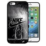 Coque Iphone 5C Nike Eclair Noir Swag Etui Housse Bumper