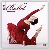 Ballet 2017 Square Wall Calendar