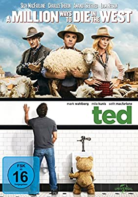 Ted / A Million Ways to Die in the West [2 DVDs]