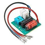 ILS - 60W 2 vías 220UF Altavoces Hi-Fi Audio Divisor frecuencia Audio Altavoz Crossover Filtros