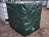 Schutzhülle Cover für 1000 Liter IBC Container Wassertank Tank 200gr/qm