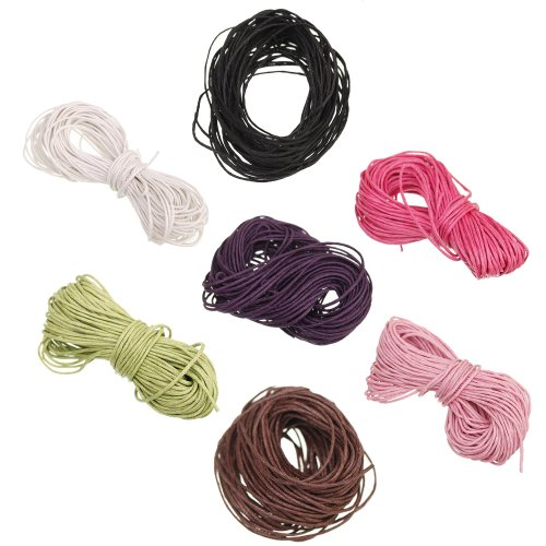 ilovediy-10m-mixed-color-corduroy-cord-thread-1mm-for-jewelry-marking