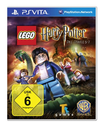 Lego Harry Potter – Die Jahre 5 – 7 – [PlayStation Vita]