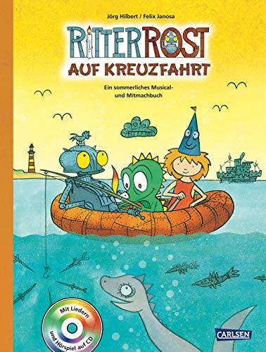 Ritter Rost: Ritter Rost auf Kreuzfahrt: Buch mit CD - Kinder Für Auf Bücher Cd