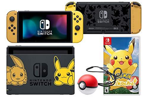 Nintendo Switch Bundle (6 Stück): Nintendo Switch 32 GB Konsole, Grau, Joy-Con, 128 GB Micro-SD-Speicherkarte, USB-C-Adapter, Displayschutzfolie, Konsolenhülle – Rot und Super Bomberman R Game Disc