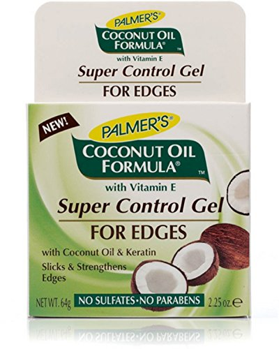 Palmer's Coconut Oil Formula Super Control Gel For Edges with Vitamin E 64g (Edge-gel)