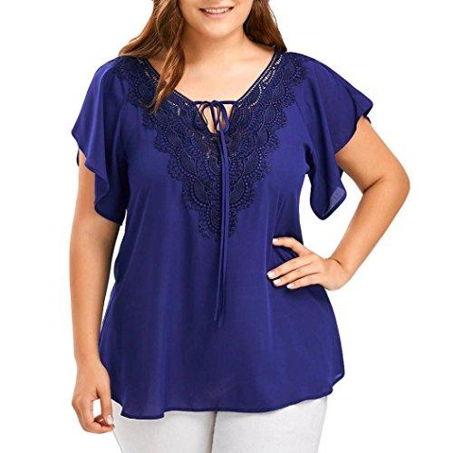 FAMILIZO Camisetas Mujer Tallas Grandes Camisetas
