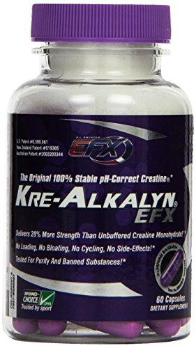 EFX Kre-Alkalyn 750mg