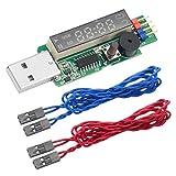 BGNing USB Watchdog Card V9.0 Ordinateur LED Écran Automatique Arrêté Auto Restart 5V / 0.2A Crash Mining Jeux LTC BTC Miner (Pas de Coquille)
