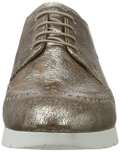Gabor Damen Comfort Sneakers Braun (torba (grata) 43)