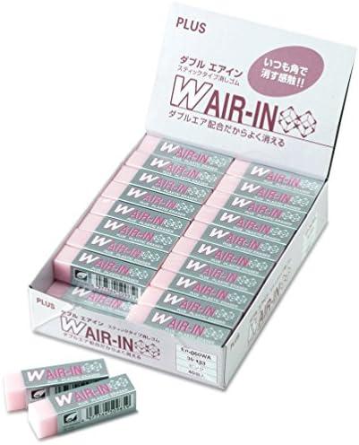 40 pezzi Plus Plus Plus W air-in Eraser PK er-060wa (Japan Import) | qualità regina  | Prestazione eccellente  | Affidabile Reputazione  726958
