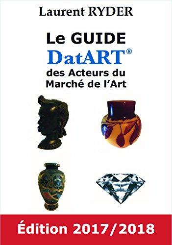 Le Guide DatART des Acteurs du Marché de l'Art
