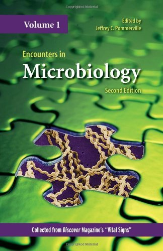 Encounters in Microbiology: v. 1 by Jeffrey C. Pommerville (2008-03-05) par Jeffrey C. Pommerville