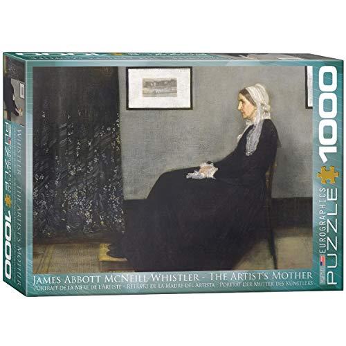 Eurographics 6000-0749 - Puzzle de 1000 Piezas, diseño de la Madre de los Artistas de James Abb
