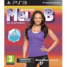 Totally Fit Mel B Ps3 Move